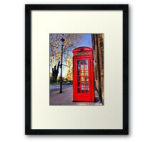 Communicating with Our Lord - Chelsea - London Framed Print