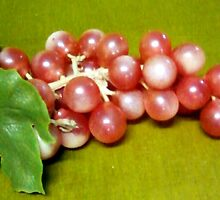 grapes by gaylene goodsell