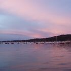 Sunset - Pittwater by danav