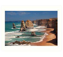 12 Apostles, Australia Art Print