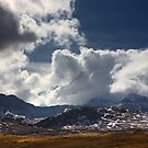 Snowdon by Rory Trappe