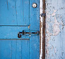 The Blue Door by Sarah Moore