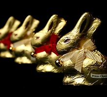 Lindt Bunnies by JaimeWalsh