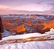 Winter Dead Horse Point in Utah by photo702