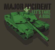 Major Incident | Let's Take a Ride by 8eye