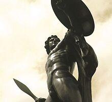 Achilles by Panteli Pyromallis