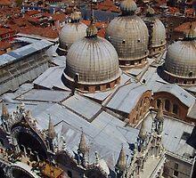 Basilica San Marco by Panteli Pyromallis