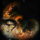 EYE OF FIRE NEBULA by Tammera