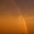 Dusk Rainbow by Emma Griffen