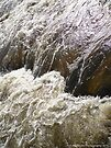 Cascading Water  by Barberelli