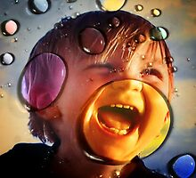 Bubble Boy by Bob Larson