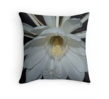 Queen of the Night Throw Pillow