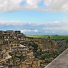 The Sassi, Matera, Basilicata, Italy by Andrew Jones