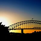 Sydney Sunset by Sarah Howarth | Photography