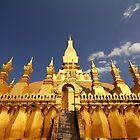 PhaThatLuang by John Marx