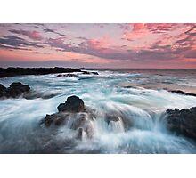 Evening Flow Photographic Print