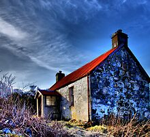 Old Cottage by John Ellis