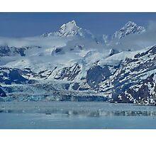 Glacier Bay, Juneau, ALASKA,  Photographic Print