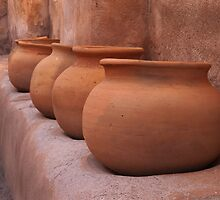 Granary Jars by Richard G Witham