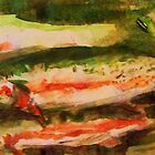 Rainbow Trout by Vicki James