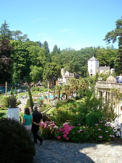 Portmeirion by Hannah Edwards