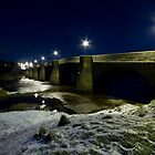 Corbridge at Night by ChrisSinn