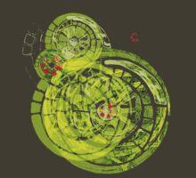 clockwork spirals by Agnew & Roberts
