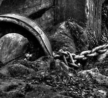 Ball and chain by Andy Ward