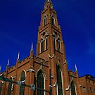 Church, Baltimore Maryland by Rishabh Sharma
