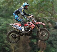 Mt Kembla Motocross III by Stephen Balson
