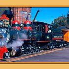 Unusual Train by mistyrose