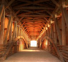 Indiana 's Most Famous Covered Bridge by David Owens