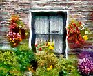 Brick and Bloom by RC deWinter