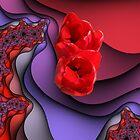 REDS    in     C O L O U R by Nira Dabush