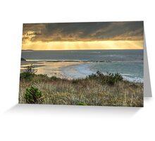 Great Ocean Road: Anglesea Greeting Card