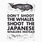 ANTI WHALING by Michael Schepis