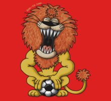 Soccer is King by Zoo-co
