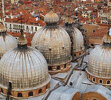 St Mark's Basilica, Venice, Italy by georgelim
