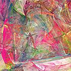 Joseph's Abstract of Many Colors by Kelly Gammon