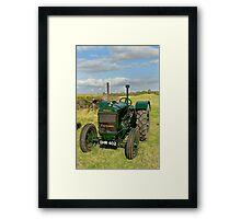 1942 Model N Fordson vintage tractor Framed Print