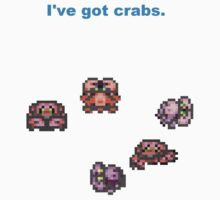 I've Got Crabs by Rebecca Tripp