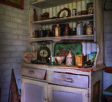 Dairy Cupboard ~ Monte Cristo by Rosalie Dale