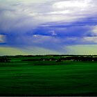 Prairie Rain by KS-Photography
