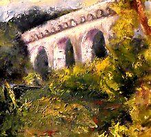 The Aqueduct by Monica Vanzant