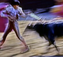 Bullfighting−15、SPAIN by yoshiaki nagashima