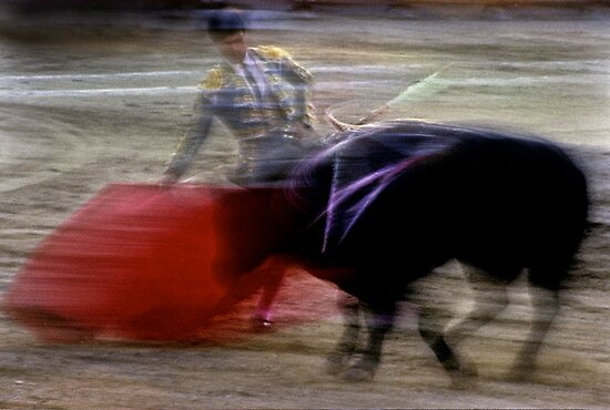 Bullfighting−17、SPAIN by yoshiaki nagashima