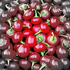 Cherry peppers by Jeff Cook