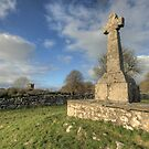 Dysert o Dea Celtic cross by John Quinn