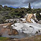 Orakei Karako, Geothermal wonderland by bazcelt