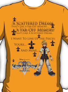 Kingdom hearts 2 (roxas) T-Shirt